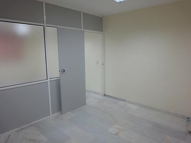 Detalles - Oficina en alquiler en Nervión en Sevilla - 128072465