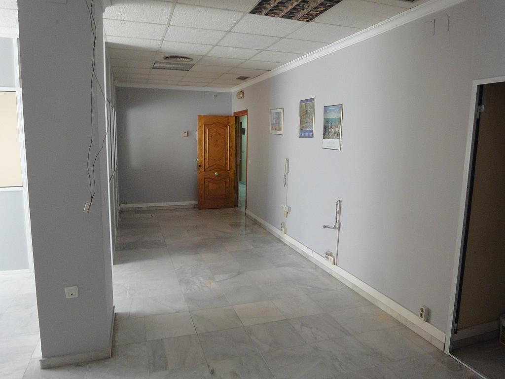 Oficina en alquiler en La Buhaira en Sevilla - 128839891