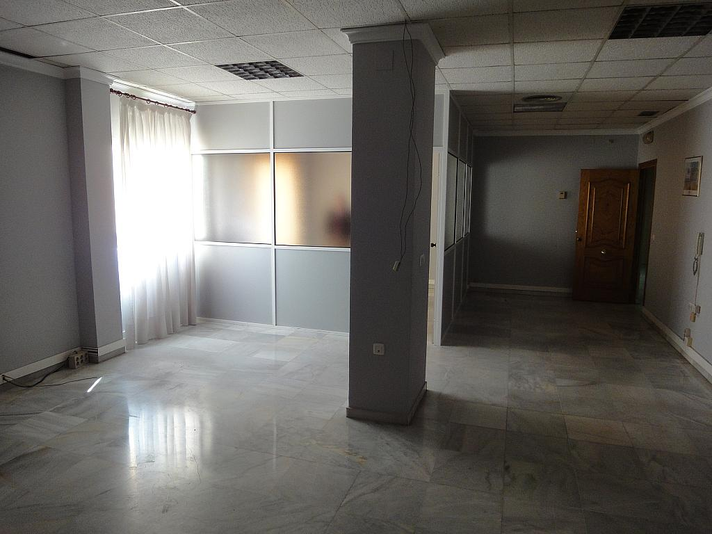 Oficina en alquiler en La Buhaira en Sevilla - 128839901