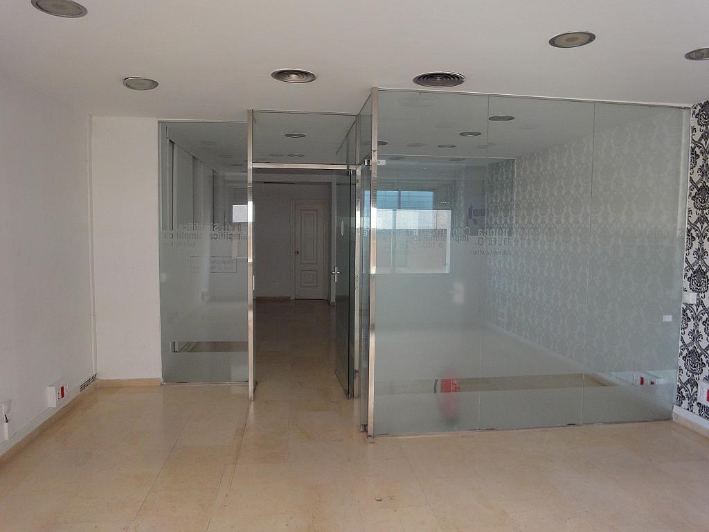 Oficina en alquiler en Los Remedios en Sevilla - 128839995