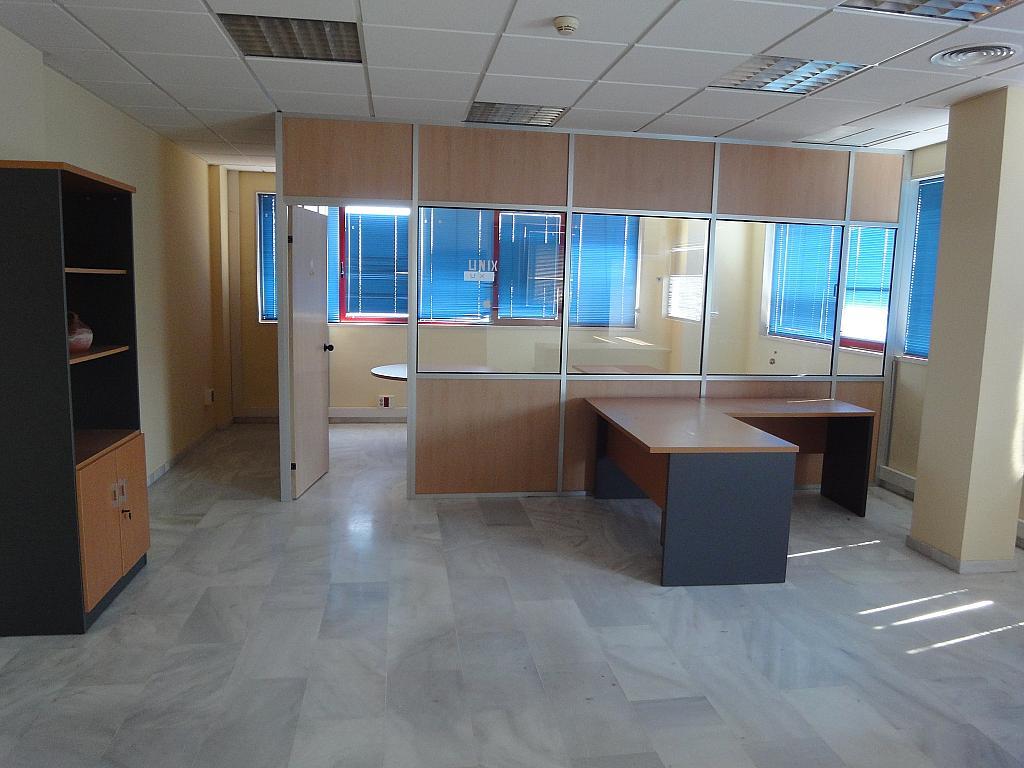 Detalles - Oficina en alquiler en Av. Ciencias-Emilio Lemos en Sevilla - 146413200