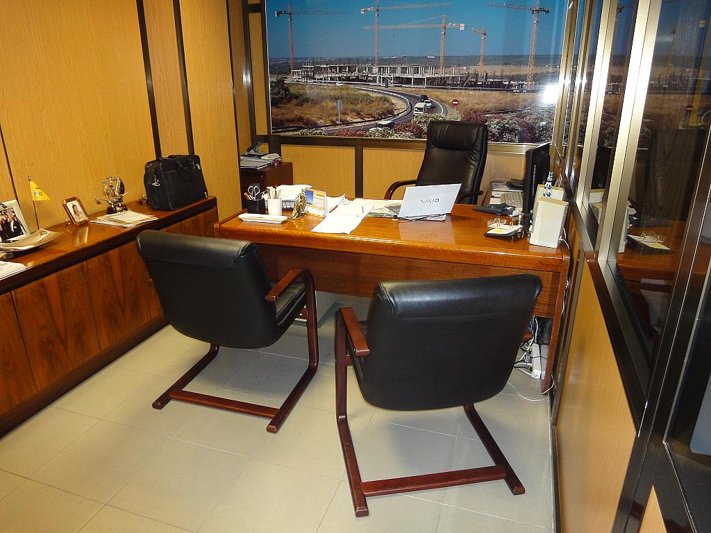 Detalles - Oficina en alquiler en Sevilla - 146533344