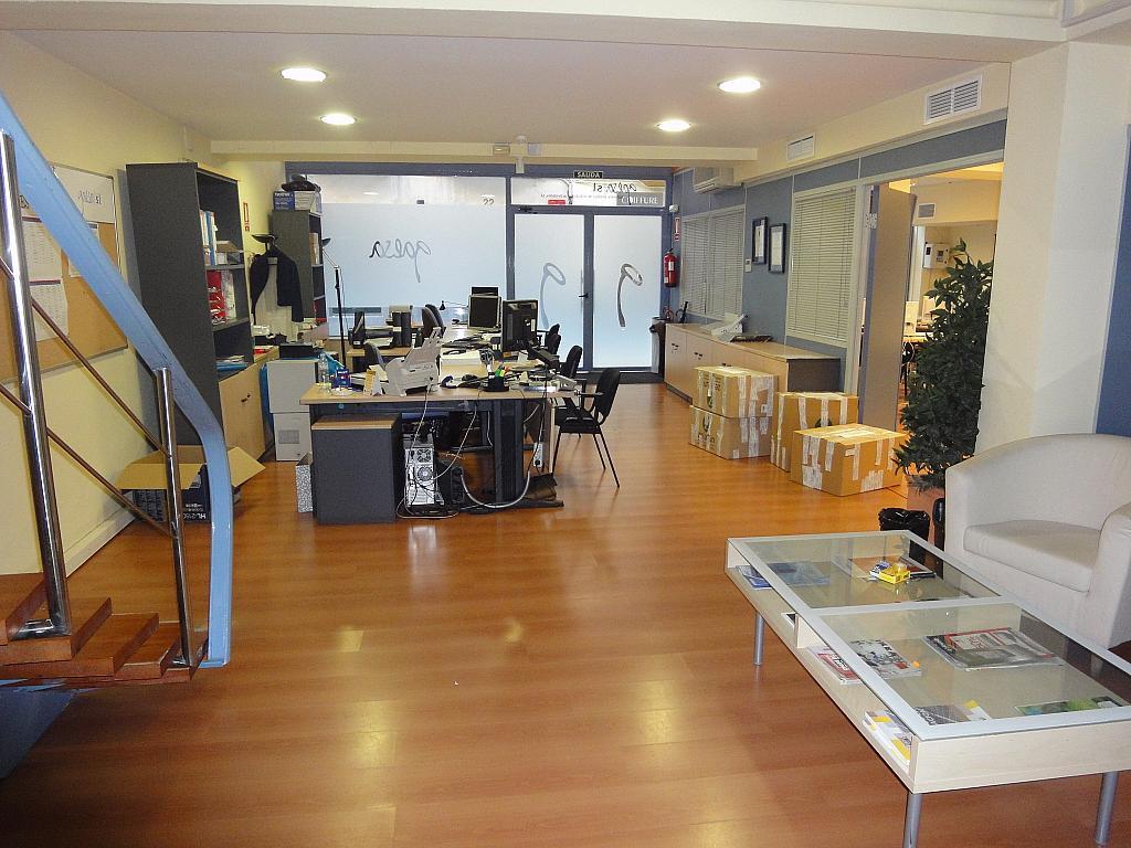 Detalles - Oficina en alquiler en Santa Cruz en Sevilla - 159390000