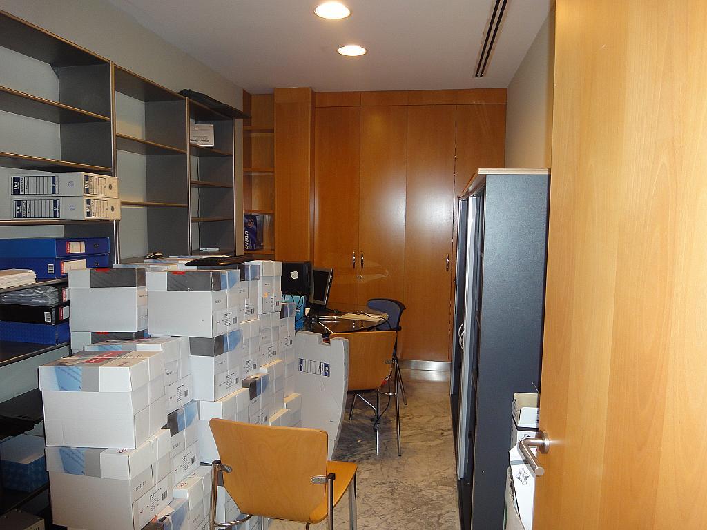 Detalles - Oficina en alquiler en Sevilla - 160533320