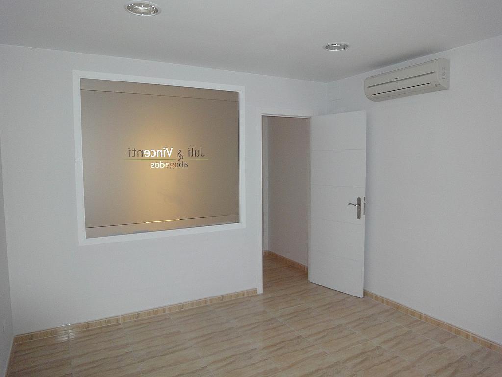 Detalles - Oficina en alquiler en Casco Antiguo en Sevilla - 166768802