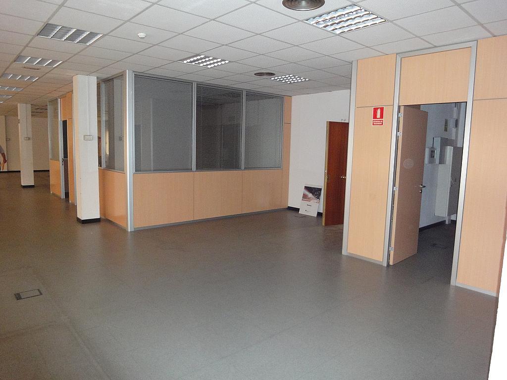 Detalles - Oficina en alquiler en Nervión en Sevilla - 193314835