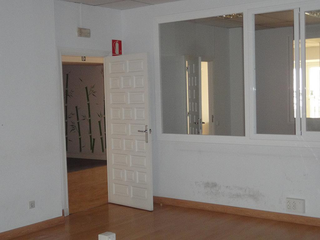 Detalles - Oficina en alquiler en Sevilla - 199531671