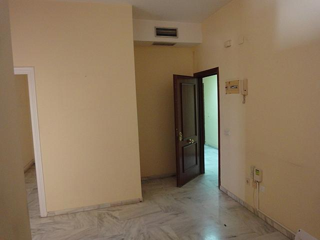 Detalles - Oficina en alquiler en Nervión en Sevilla - 206484361