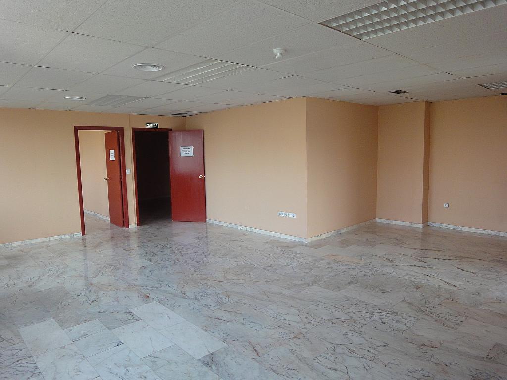 Detalles - Oficina en alquiler en Nervión en Sevilla - 220975165