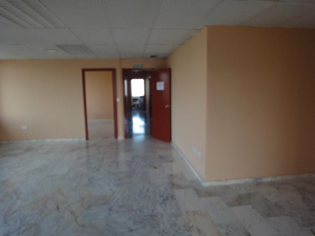 Detalles - Oficina en alquiler en Nervión en Sevilla - 220975180
