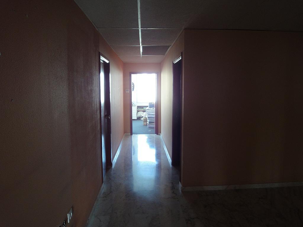 Detalles - Oficina en alquiler en Nervión en Sevilla - 220975187