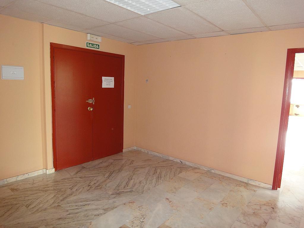 Detalles - Oficina en alquiler en Nervión en Sevilla - 220975188