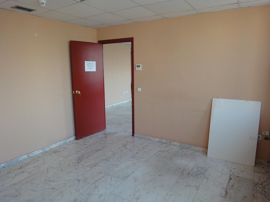 Detalles - Oficina en alquiler en Nervión en Sevilla - 220975193