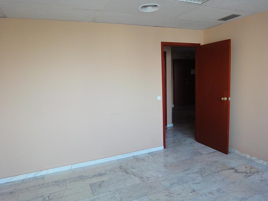 Detalles - Oficina en alquiler en Nervión en Sevilla - 220975198