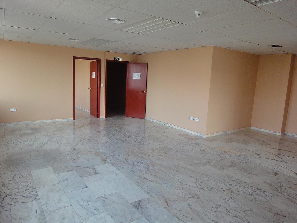 Detalles - Oficina en alquiler en Nervión en Sevilla - 220975206