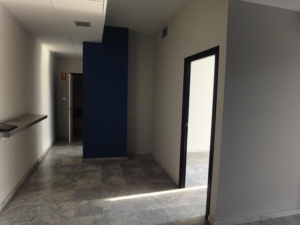 Detalles - Oficina en alquiler en Nervión en Sevilla - 216675006