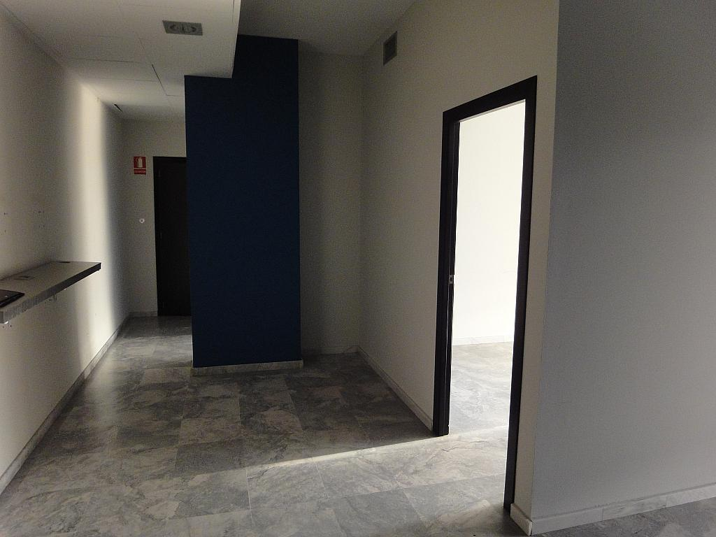 Detalles - Oficina en alquiler en Nervión en Sevilla - 216675015