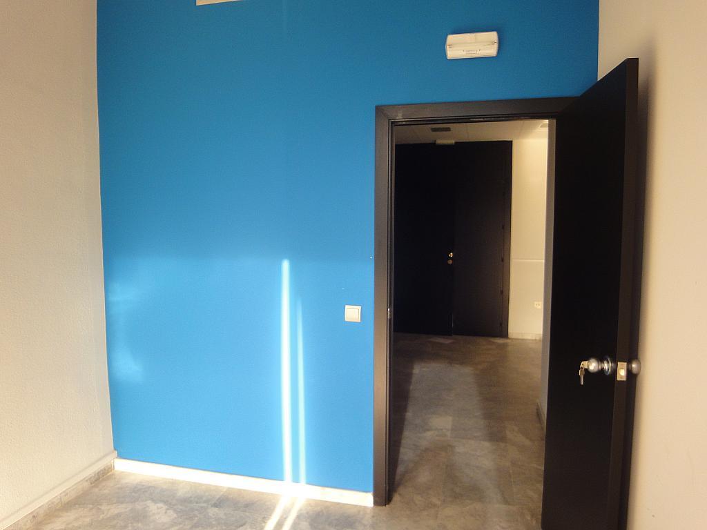 Detalles - Oficina en alquiler en Nervión en Sevilla - 216675020
