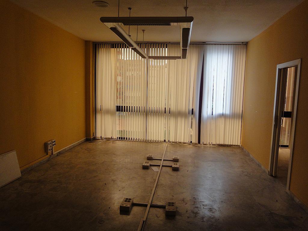 Detalles - Oficina en alquiler en Nervión en Sevilla - 216676313