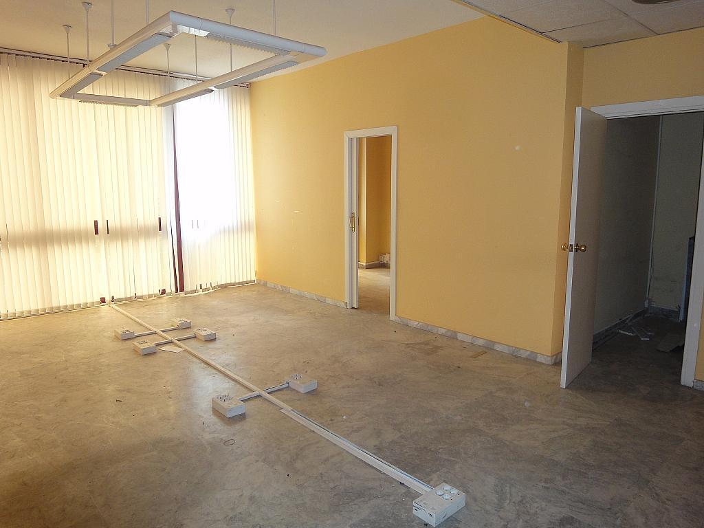 Detalles - Oficina en alquiler en Nervión en Sevilla - 216676332