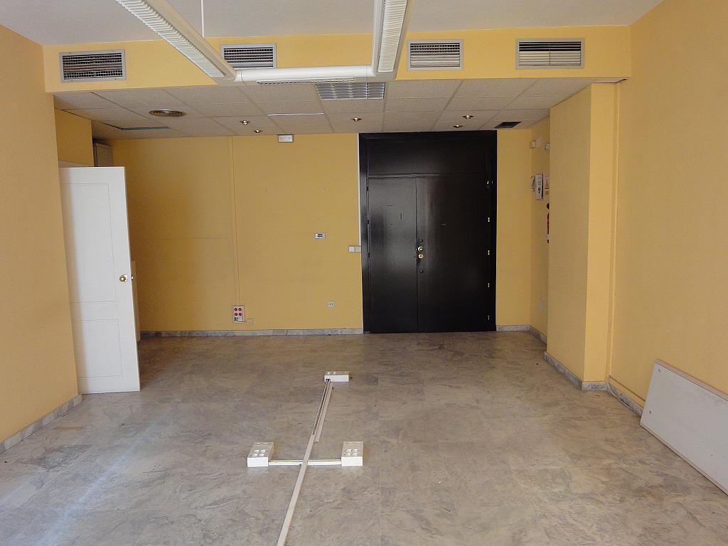 Detalles - Oficina en alquiler en Nervión en Sevilla - 216676337