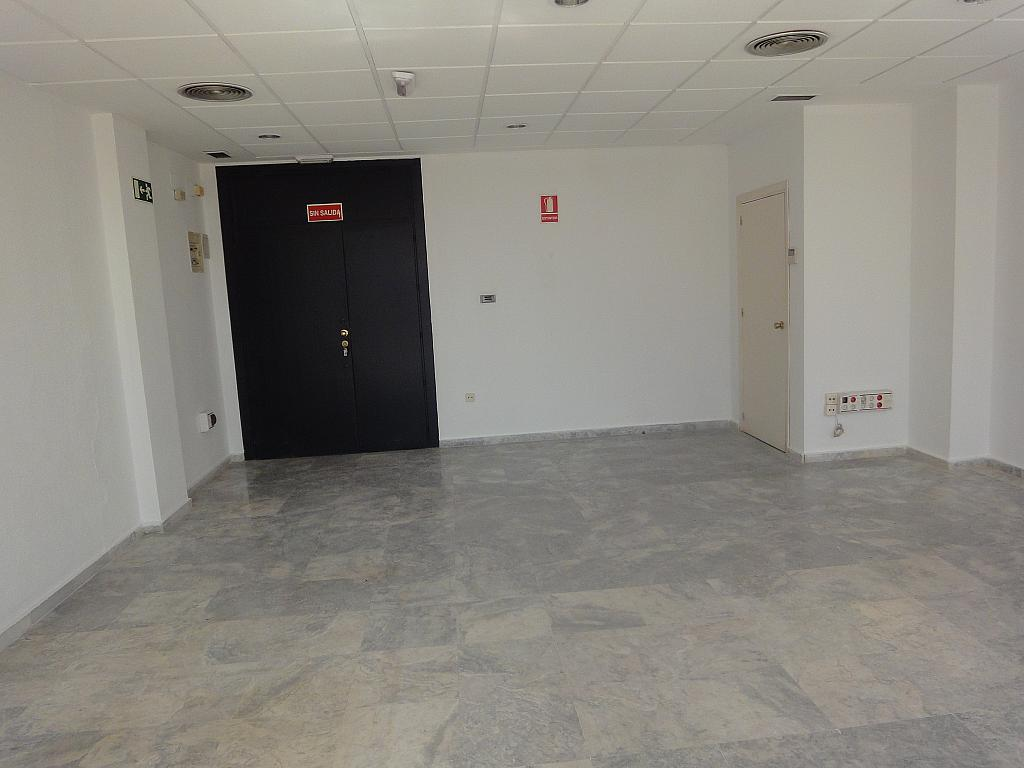 Detalles - Oficina en alquiler en Nervión en Sevilla - 315272926