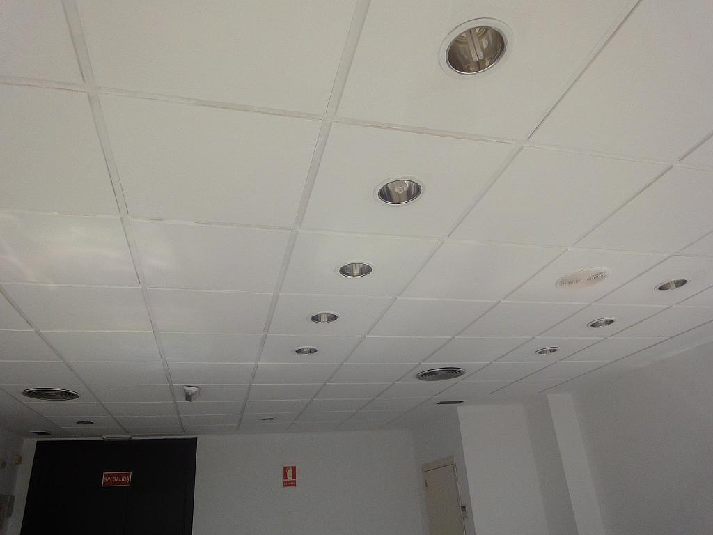 Detalles - Oficina en alquiler en Nervión en Sevilla - 315272932