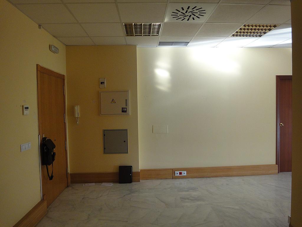 Detalles - Oficina en alquiler en Cartuja en Sevilla - 223640627