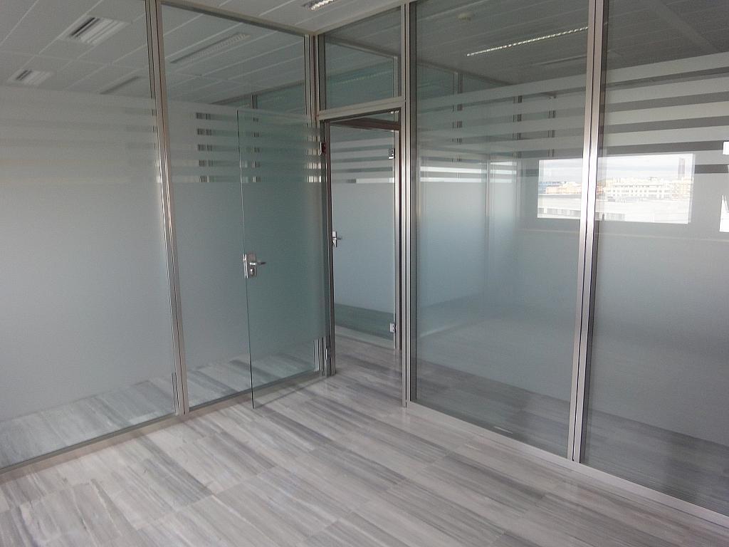 Detalles - Oficina en alquiler en Nervión en Sevilla - 239546476