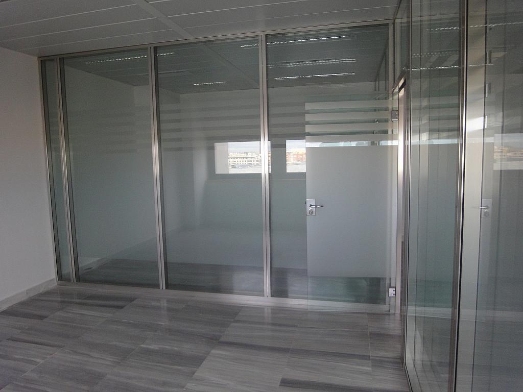 Detalles - Oficina en alquiler en Nervión en Sevilla - 239546493