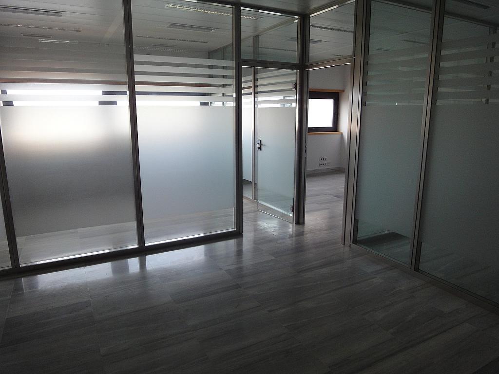 Detalles - Oficina en alquiler en Nervión en Sevilla - 239546545