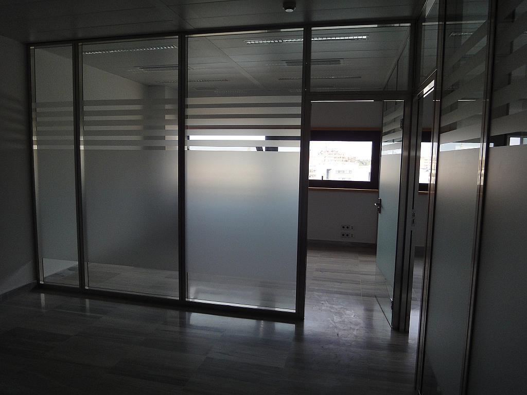 Detalles - Oficina en alquiler en Nervión en Sevilla - 239546644