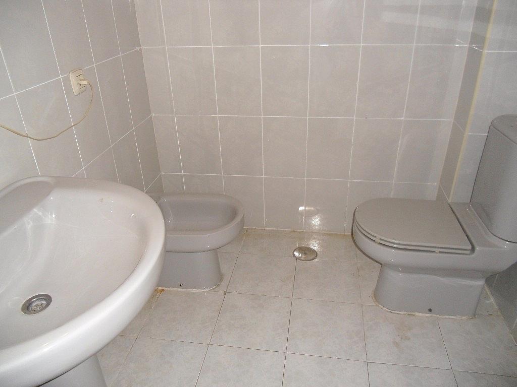 Baño - Piso en alquiler en Hospital en Albacete - 248095475
