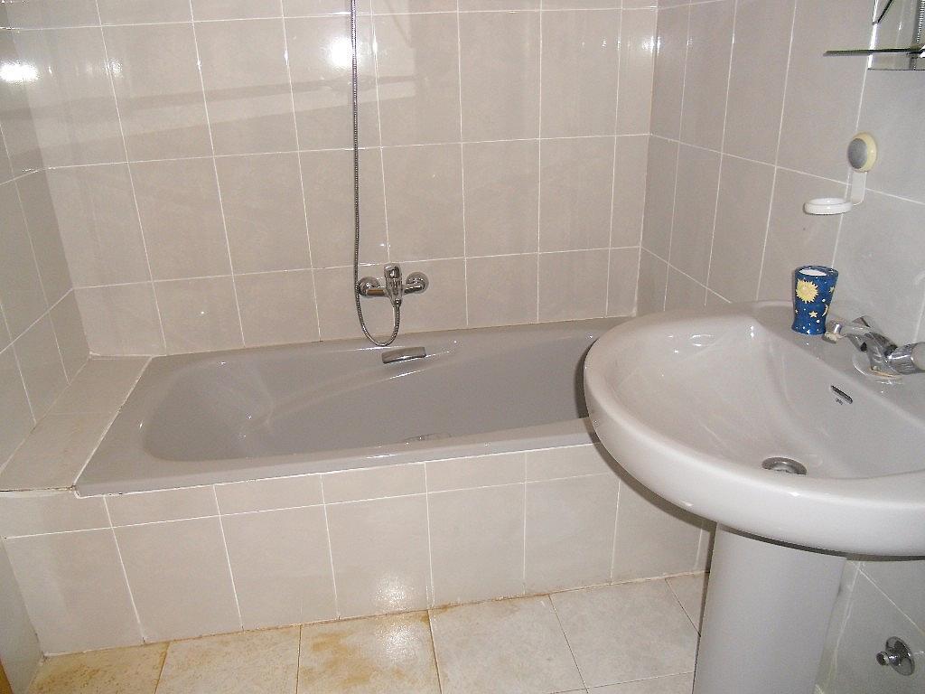 Baño - Piso en alquiler en Hospital en Albacete - 248095477