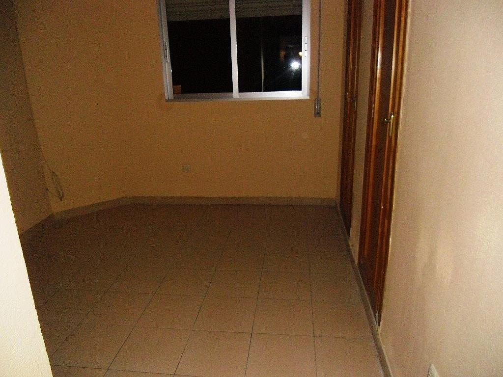 Dormitorio - Piso en alquiler en Hospital en Albacete - 248095491