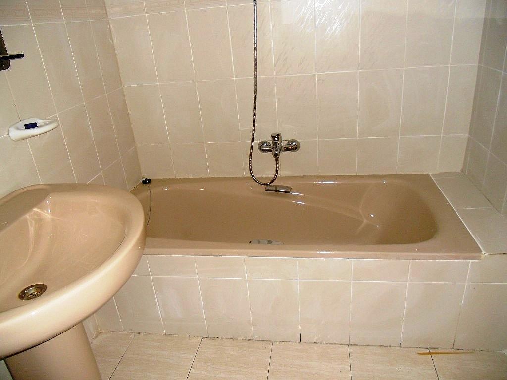 Baño - Piso en alquiler en Hospital en Albacete - 248095498