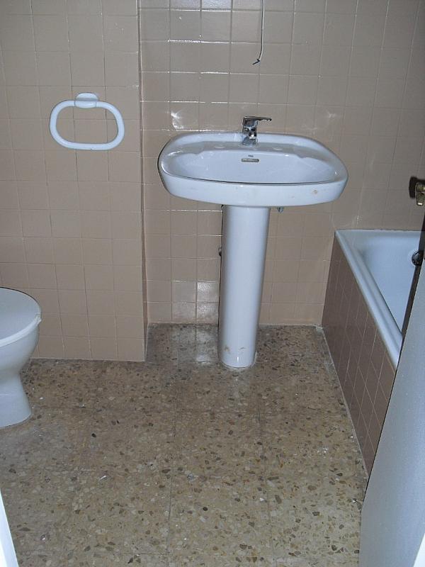 Baño - Piso en alquiler en Cubas-Industria en Albacete - 260596059