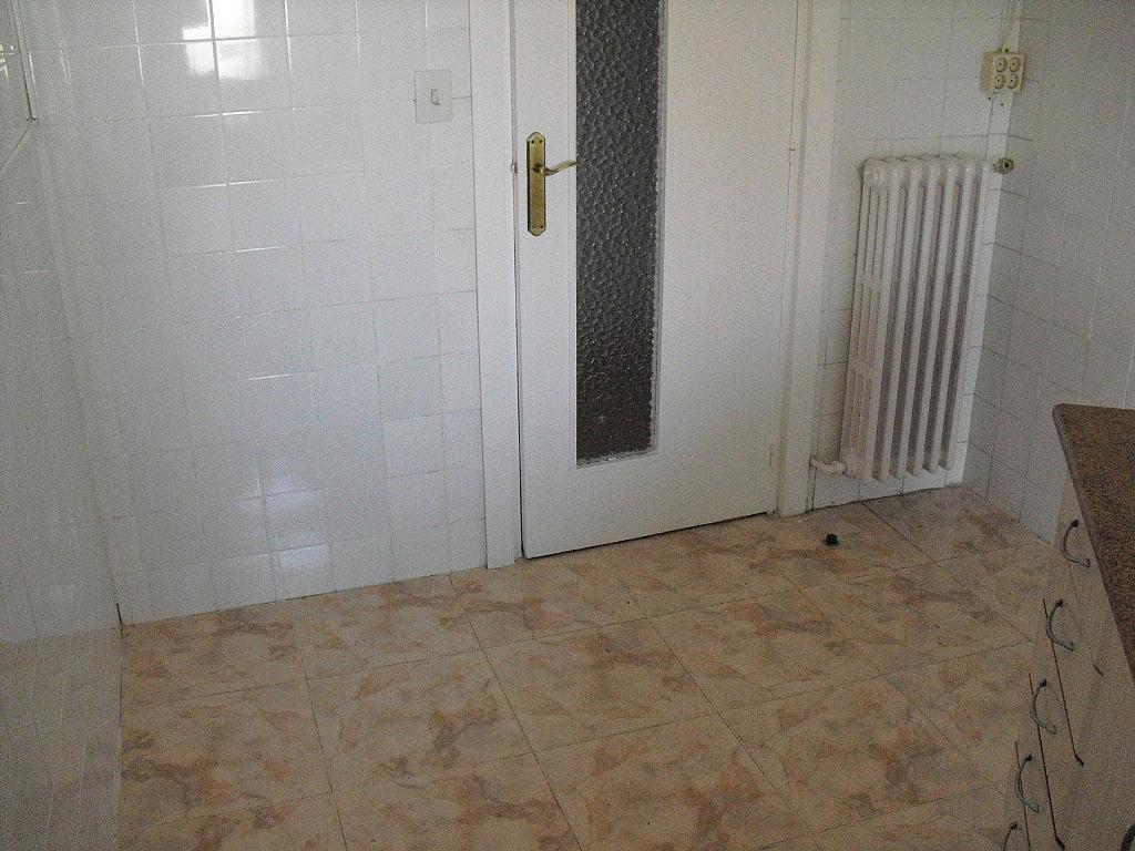Cocina - Piso en alquiler en Cubas-Industria en Albacete - 260596070
