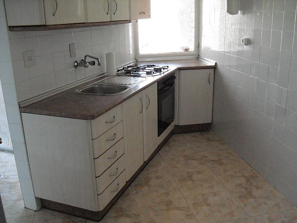 Cocina - Piso en alquiler en Cubas-Industria en Albacete - 260596089