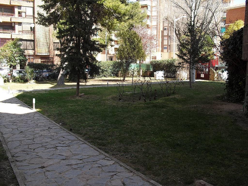 Jardín - Piso en alquiler en Cubas-Industria en Albacete - 260596108