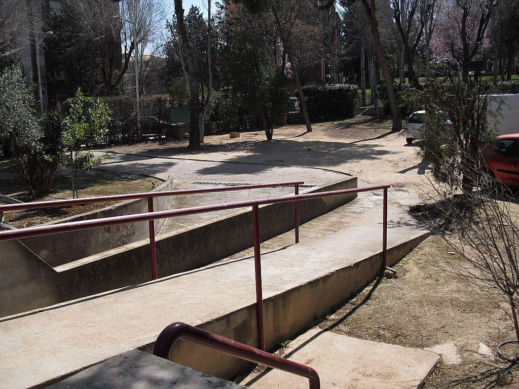 Jardín - Piso en alquiler en Cubas-Industria en Albacete - 260596113