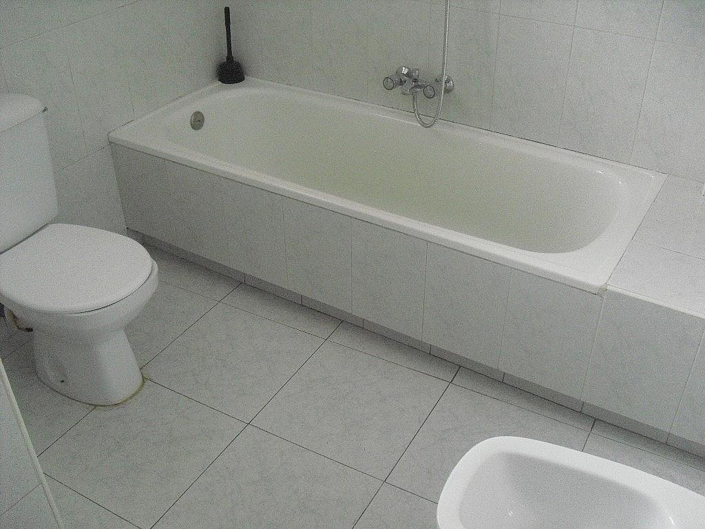 Baño - Piso en alquiler en calle Teodoro Camino, Centro en Albacete - 269052381