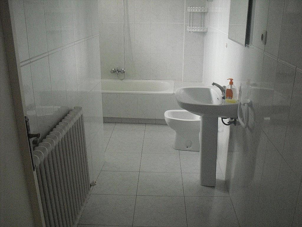Baño - Piso en alquiler en calle Teodoro Camino, Centro en Albacete - 269052384