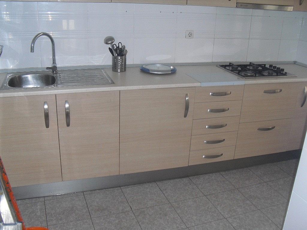 Cocina - Piso en alquiler en calle Teodoro Camino, Centro en Albacete - 269052385