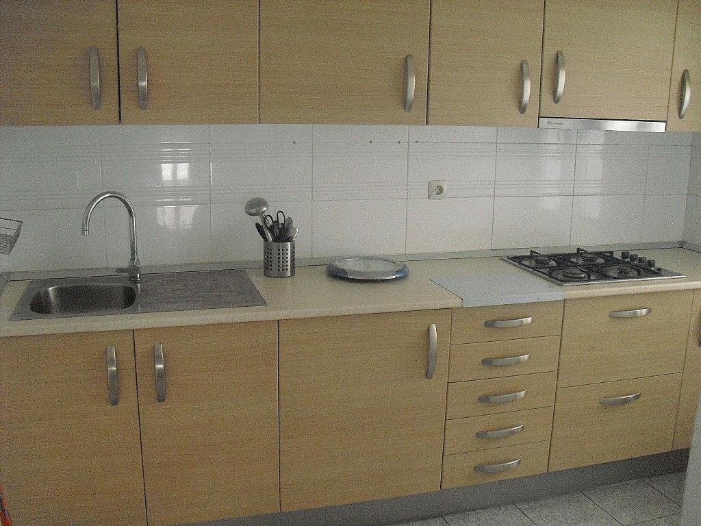 Cocina - Piso en alquiler en calle Teodoro Camino, Centro en Albacete - 269052393