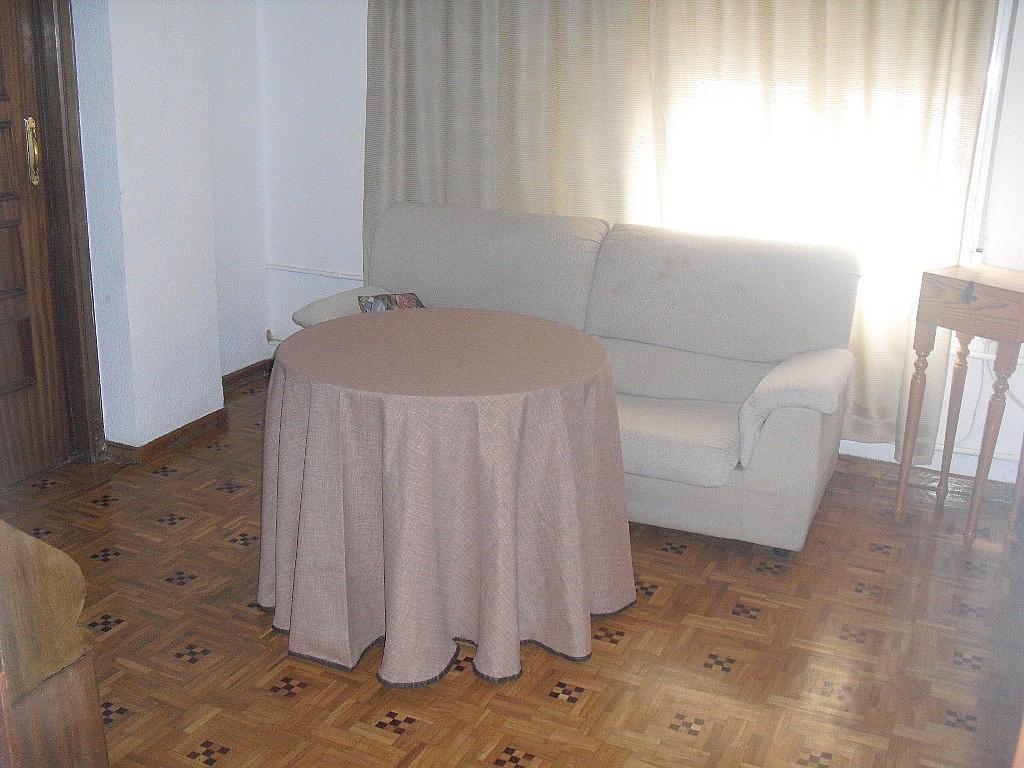 Salón - Piso en alquiler en calle Teodoro Camino, Centro en Albacete - 269052415