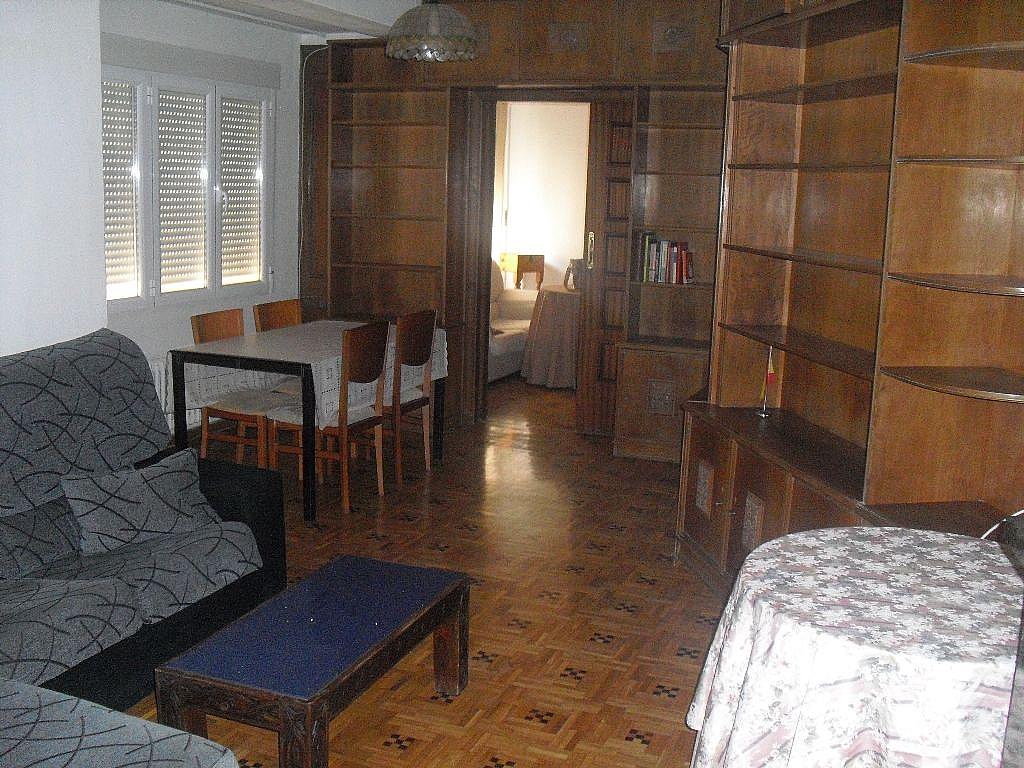 Salón - Piso en alquiler en calle Teodoro Camino, Centro en Albacete - 269052418