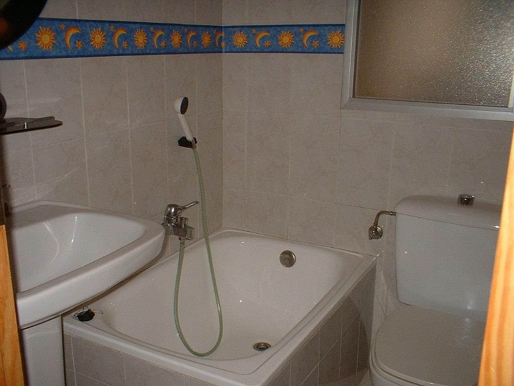 Aseo - Piso en alquiler en Centro en Albacete - 314533150