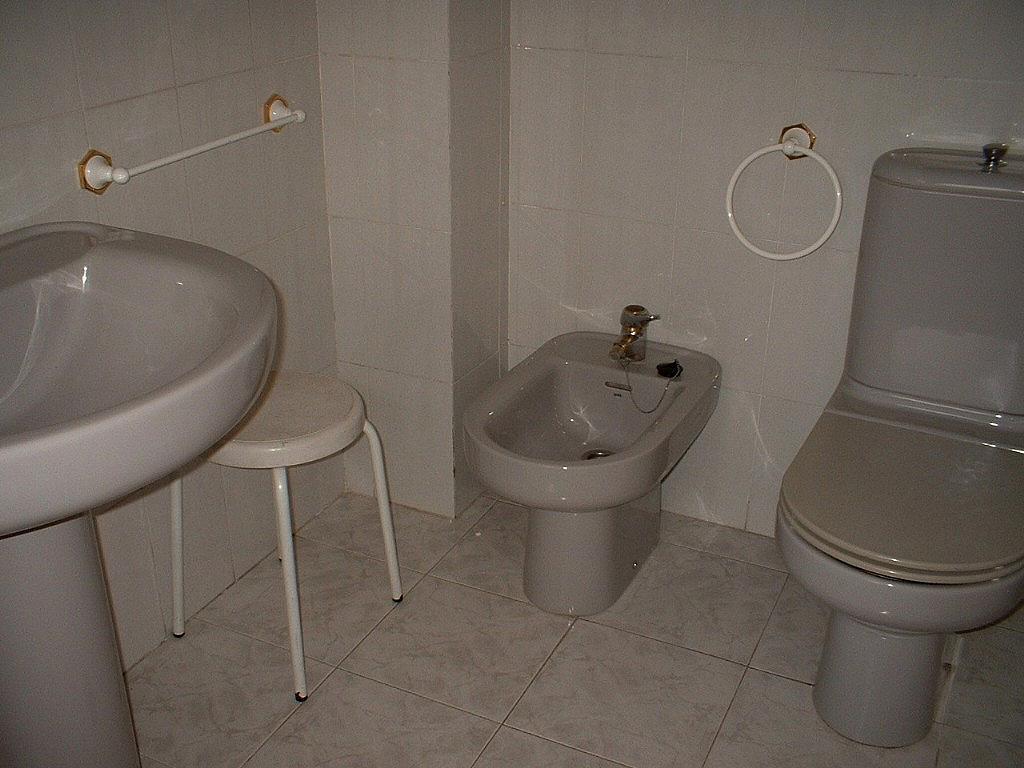 Baño - Piso en alquiler en Centro en Albacete - 314533154