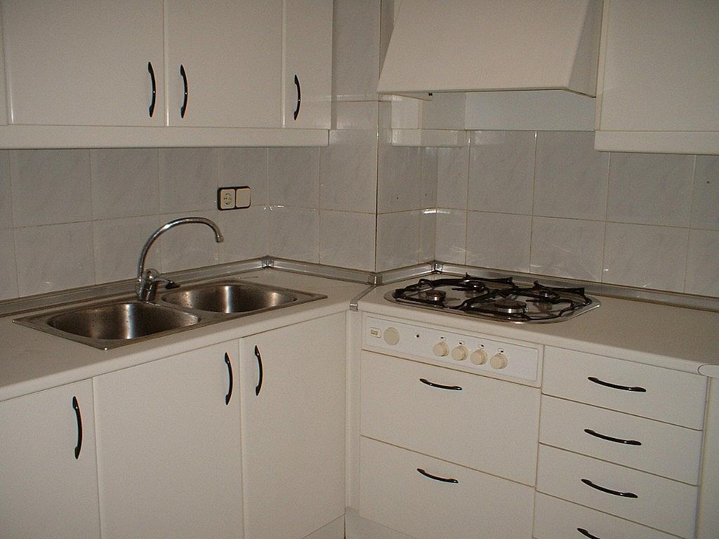 Cocina - Piso en alquiler en Centro en Albacete - 314533160
